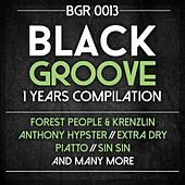 1 Year Of Black Groove Recordings Part.2 - EP von Various Artists