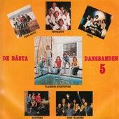 De bästa dansbanden 5 de Blandade Artister