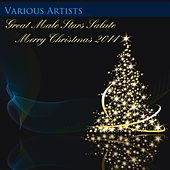 Great Male Stars Salute Merry Christmas 2014 de Various Artists