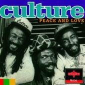 Peace And Love de Culture