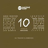 10 Years of Amazone by Various Artists