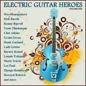 Electric Guitar Heroes, Vol. 1 von Various Artists