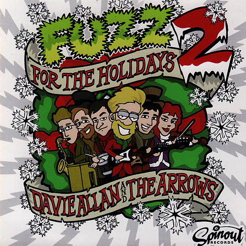 Fuzz For The Holidays 2 by Davie Allan & the Arrows