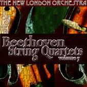 Beethoven String Quartets Volume Seven by Ludwig van Beethoven