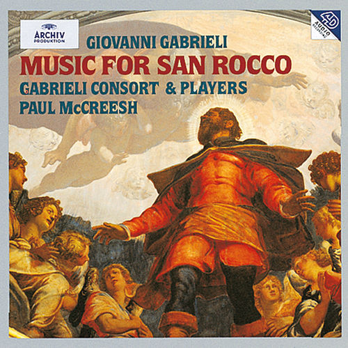 Gabrieli: Music for San Rocco by Various Artists