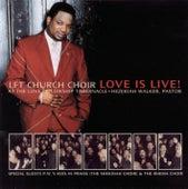 Love is Live! de Hezekiah Walker