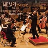 Mozart: Symphonies Nos.39 & 40 di Claudio Abbado