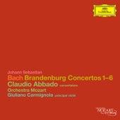 Bach, J.S.: Brandenburg Concertos di Claudio Abbado