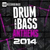 2014 Drum & Bass Anthems - EP de Various Artists