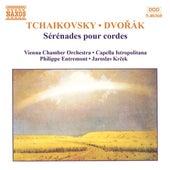 Tchaikovsky & Dvořák: Sérénades pour cordes de Various Artists