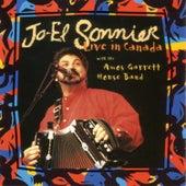 Live In Canada by Jo-el Sonnier