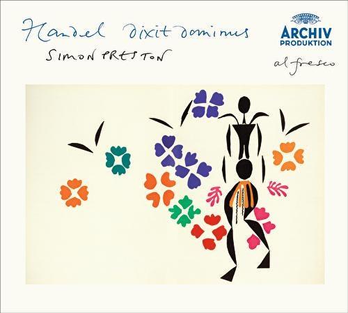 Handel: Dixit Dominus by Various Artists