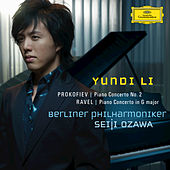 Prokofiev: Piano Concerto No. 2 in G minor, Op.16, Ravel: Piano Concerto in G major by Yundi