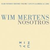 Nosotros by Wim Mertens