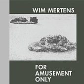 For Amusement Only by Wim Mertens