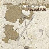 Receptacle by Wim Mertens