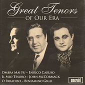 Great Tenors Our Era by Various Artists