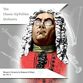 Mozart´s Concerto for Bassoon B Major KV 191: II. by The Classic-UpToDate Orchestra
