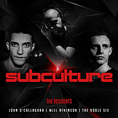 Subculture the Residents by Various Artists