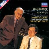 Tchaikovsky: Piano Concerto No.1/Dohnányi: Nursery Variations de Sir Georg Solti