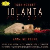 Tchaikovsky: Iolanta by Anna Netrebko