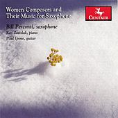 Women Composers & Their Music for Saxophone by Bill Perconti