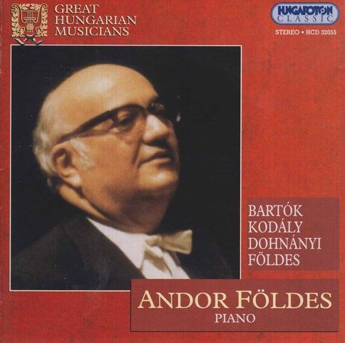 Great Hungarian Musicians: Andor Földes de Andor Foldes