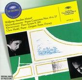 Mozart: Piano Concerto K.459, K.595 & K.280 von Clara Haskil
