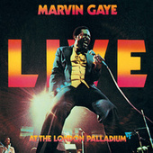 Live At The London Palladium by Marvin Gaye