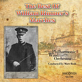 The Best Of William Rimmer's Marches de Philharmonic Wind Orchestra Marc Reift