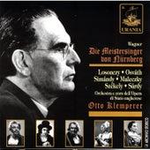Die Meistersinger von Nurnberg - Otto Klemperer by Various Artists