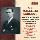 Sir Malcolm Sargent - Rachmaninoff by Sir Malcolm Sargent
