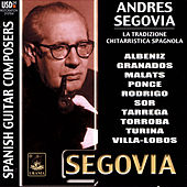 La tradizione chitarristica spagnola de Andres Segovia