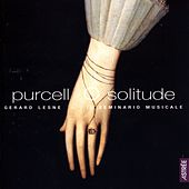 Purcell: O Solitude by Gérard Lesne