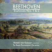 Beethoven: Symphonies Nos. 1 & 2 di Berlin Philharmonic Orchestra
