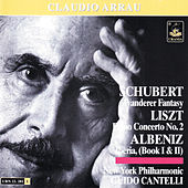 Schubert: Wanderer Fantasy - Liszt: Piano Concerto No. 2 - Albeniz: Iberia von Guido Cantelli