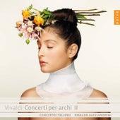 Vivaldi: Concerti per archi II by Rinaldo Alessandrini