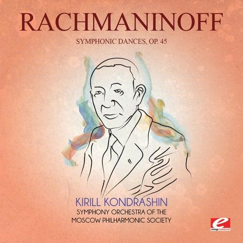 Rachmaninoff: Symphonic Dances, Op. 45 (Digitally Remastered) by Kirill Kondrashin