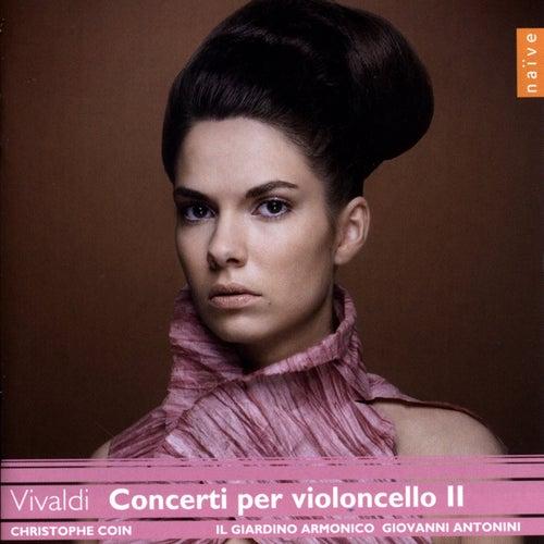 Vivaldi: Concerti per violoncello II (Vivaldi Edition) by Christophe Coin