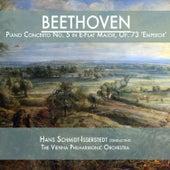 Beethoven: Piano Concerto No. 5 in E-Flat Major, Op. 73 'Emperor' de Wilhelm Backhaus