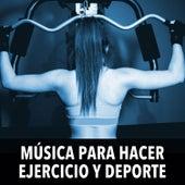 Fitness Music Club: La Mejor Música para Practicar Deporte. Las Mejores Canciones para Hacer Ejercicios, Correr, Cardio, Bicicleta, Bailar Zumba von Various Artists