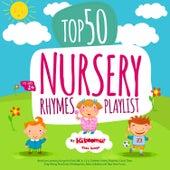 Top 50 Nursery Rhymes Playlist by The Kiboomers