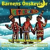 Barnens önskevisor - Tre pepparkaksgubbar von Blandade Artister