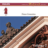 Mozart: The Piano Concertos, Vol.2 by Alfred Brendel
