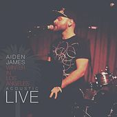 Play & Download Winter in Los Angeles (Live) [Acoustic] by Aiden James | Napster