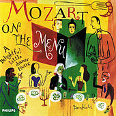 Mozart on the Menu: A Delightful Little Dinner Music by Various Artists