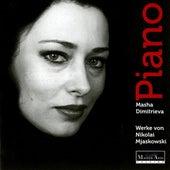 Nikolai Mjaskowski: Works for Piano von Masha Dimitrieva