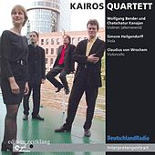 String Quartet Recital: Kairos Quartett by Kairos Quartett