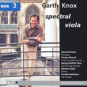 Spectral Viola de Garth Knox