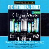 17th Century Organ Music by Gustav Leonhardt